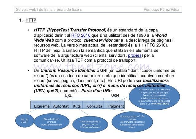 HyperText Transfer Protocolo