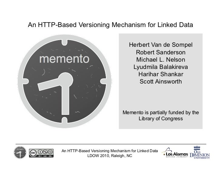 An HTTP-Based Versioning Mechanism for Linked Data