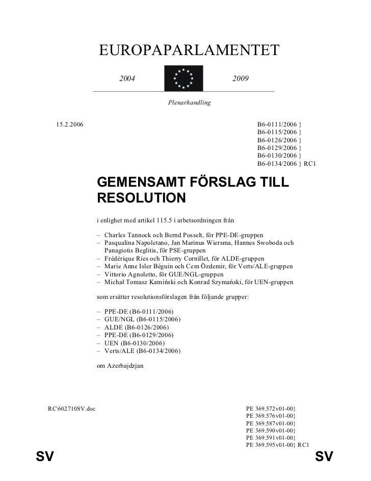 EUROPAPARLAMENTET                            2004                                      2009                               ...