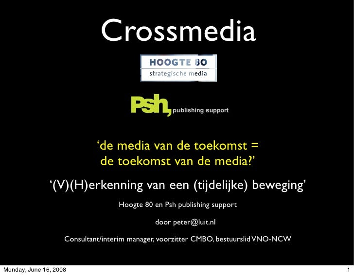 PSH Publishing Support - Hoogte 80