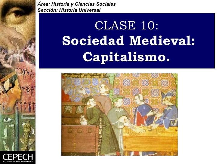 Hu 10 sociedad_medieval_y_capitalismo