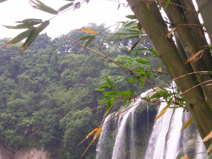 黄果树瀑布   Huangguoshu Waterfall ( China)