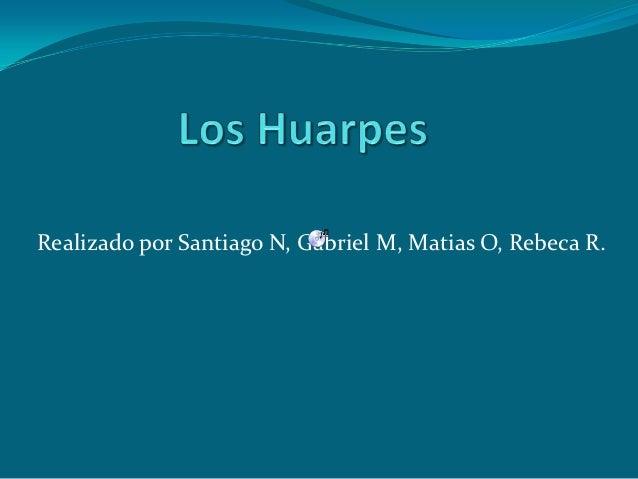 Huarpes1