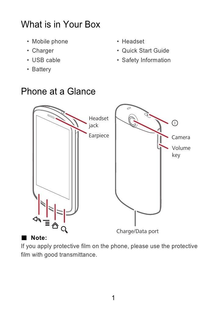 Huawei ideos x5_manual