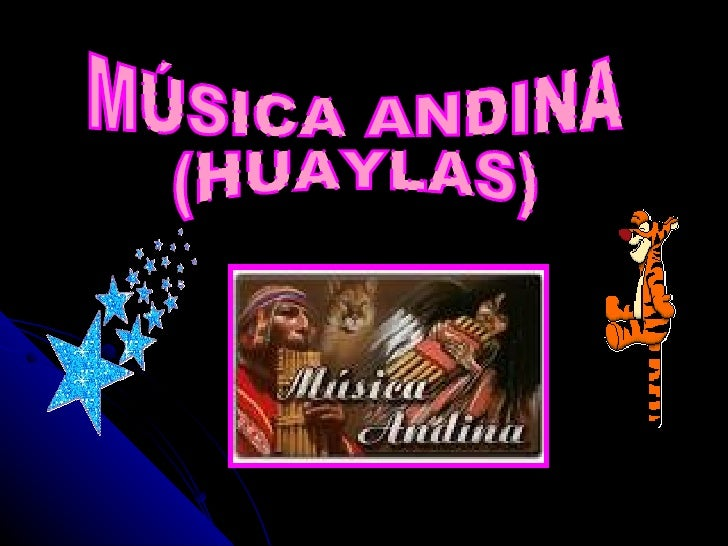 MÚSICA ANDINA (HUAYLAS)