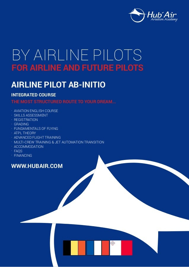 Integrated Airline Pilot Training - Hub' Air