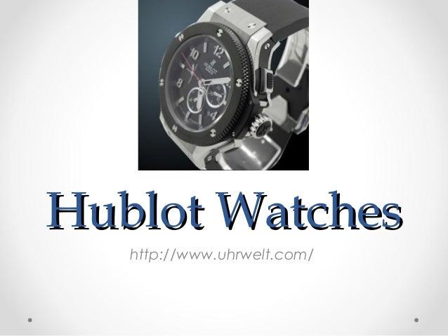 Hublot WatchesHublot Watcheshttp://www.uhrwelt.com/