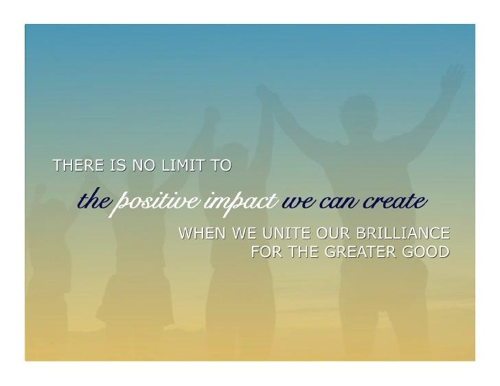Humanity Unites Brilliance