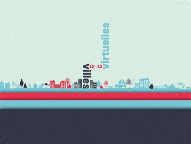 La communication municipale en 2012 - 2013  | Villes Virtuelles du Québec
