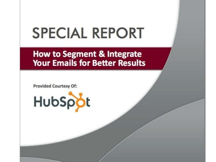 HubSpot Marketing Sherpa eBook