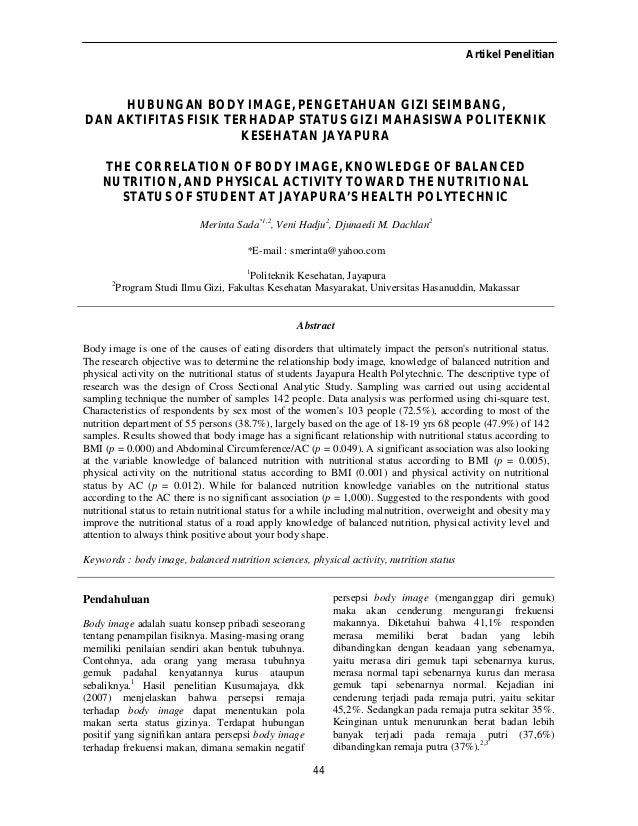 Contoh Skripsi Kedokteran:Hubungan Antara Kualitas Tidur Dengan Tekanan Darah Pada Mahasiswa