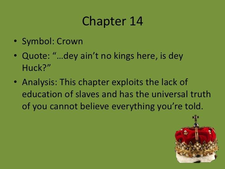 huck fin analysis chapter 1 6 essay