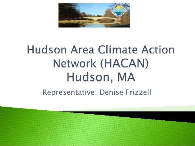 Hudson, Denise Frizzell