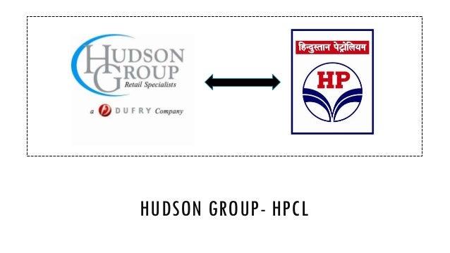 HUDSON GROUP- HPCL