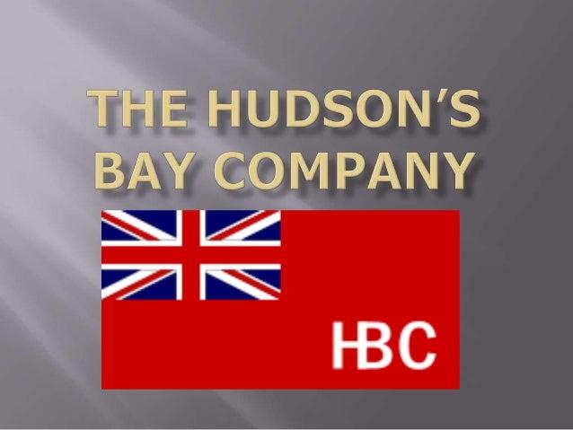Hudson's bay company & nwc 2014
