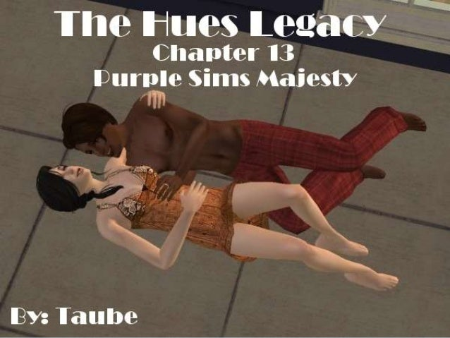 Hello again and welcome to the Hues legacy, a color-themed joint legacy between Haleigh (meadowthayer) and me (Taube)! Whe...