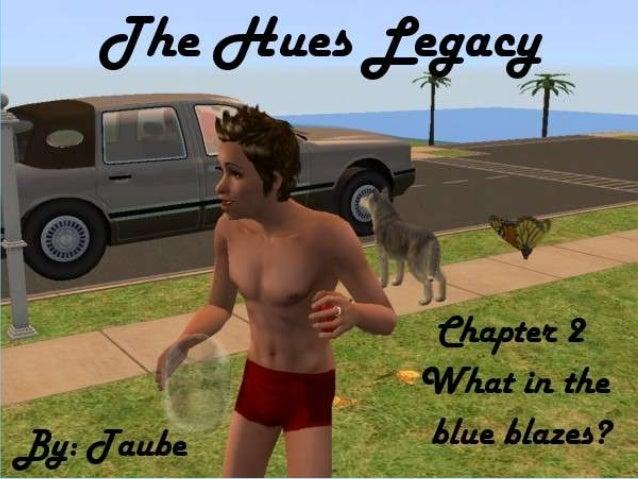 Hues legacy chapter 2