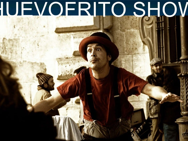 HUEVOFRITO SHOW