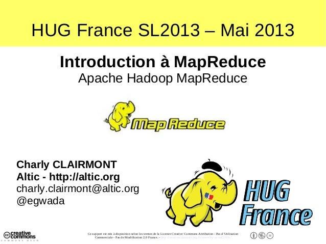 Une introduction à MapReduce