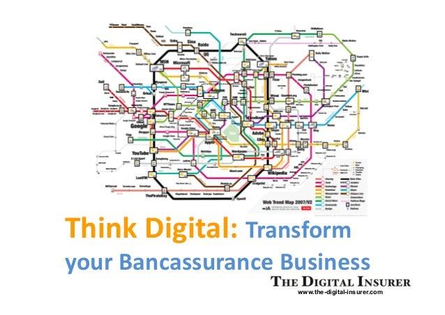 Digital Bancassurance Models