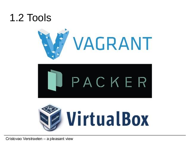 packer vagrant box 1