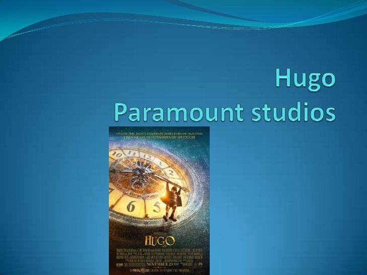 Production This movie was based on a book by Brian Selznicks    novel The Invention of Hugo Cabret about a boy who lives ...
