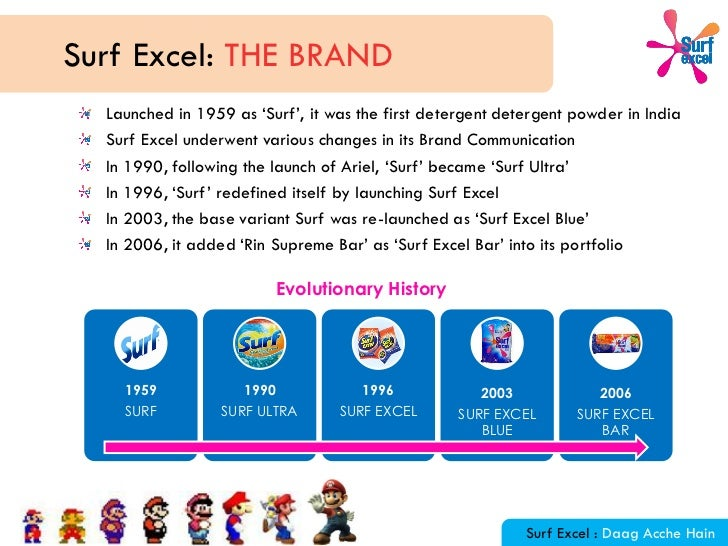 surf exel vs arial How surf and ariel are going beyond being just fmcg brands have given the example for their respective detergent brands ariel and surf excel surf excel 's.