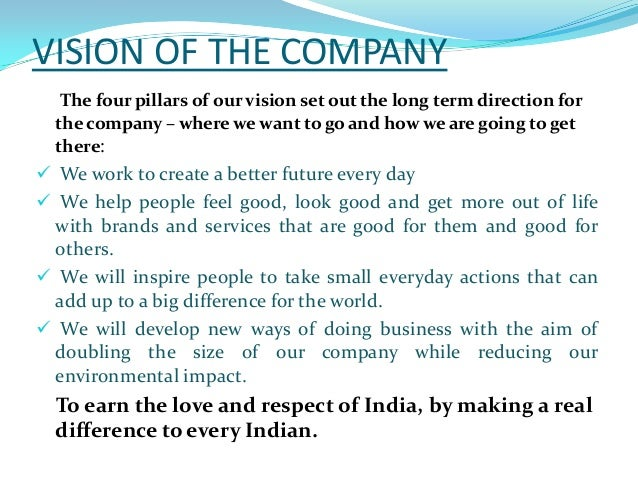 what are the impacts of globalization in hindustan unilever limited Hindustan unilever limited swot analysis the author observes that chemical companies are concentrating on villages as the impact of increased globalization.