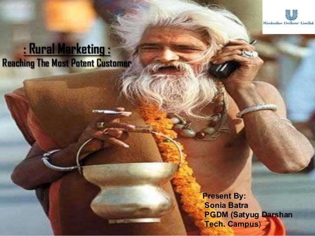 Hul success in rural market