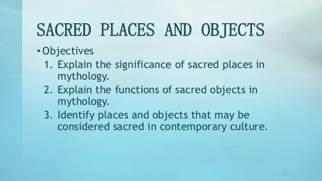 hum 105 sacred places in mythology Hum 105 week 5 sacred destination instructions prepare a presentation about a vacation or a retreat to a sacred place in mythology, for example, the oracle at.