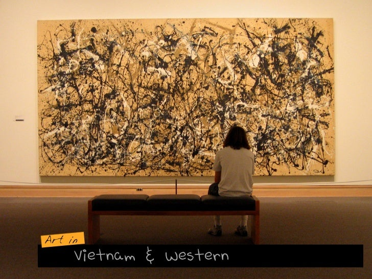 Art in     Vietnam & Western