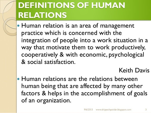 scientific management human relations Compare and contrast scientific management and human relations theory [thomas bauer] on amazoncom free shipping on qualifying offers essay from the year 2011 in.