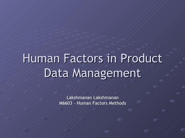 Human Factors In Groupware Applications