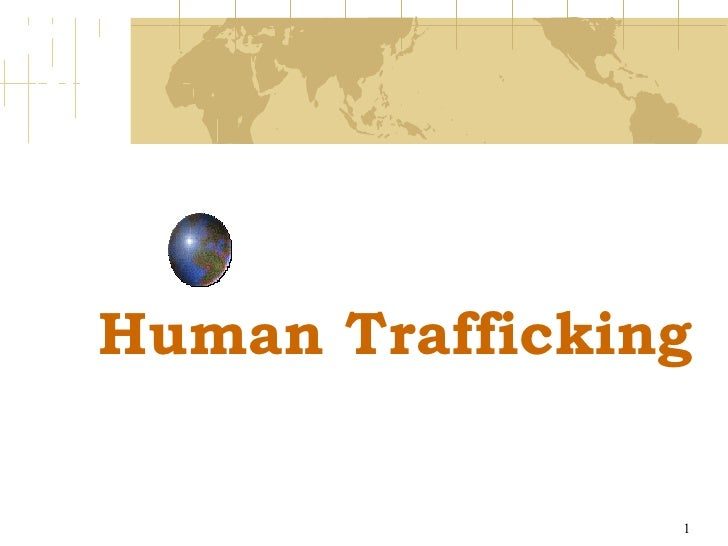Human Trafficking Tier
