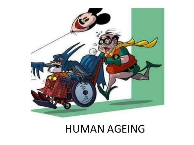 Human ageing process
