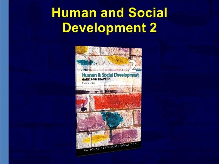 NCV 2 Human & Social Development Hands-On Support Slide Show - Module 1