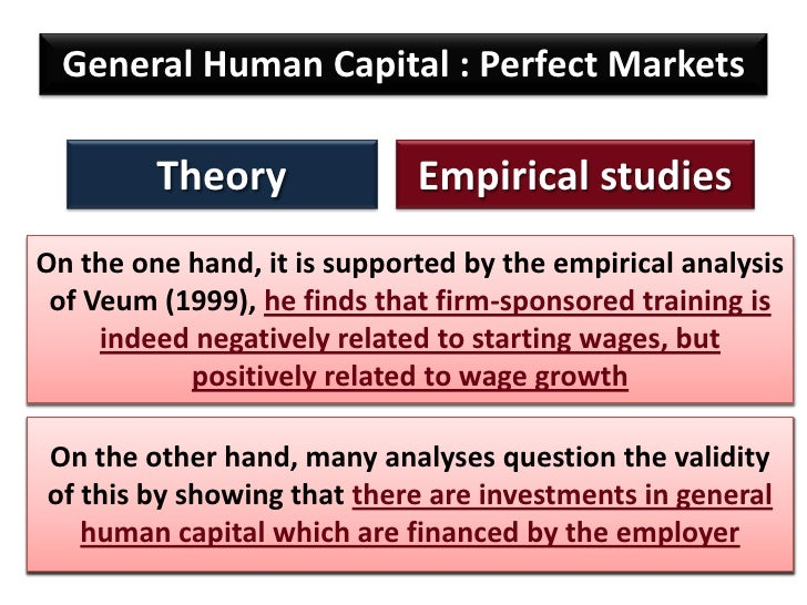 human capital management essay
