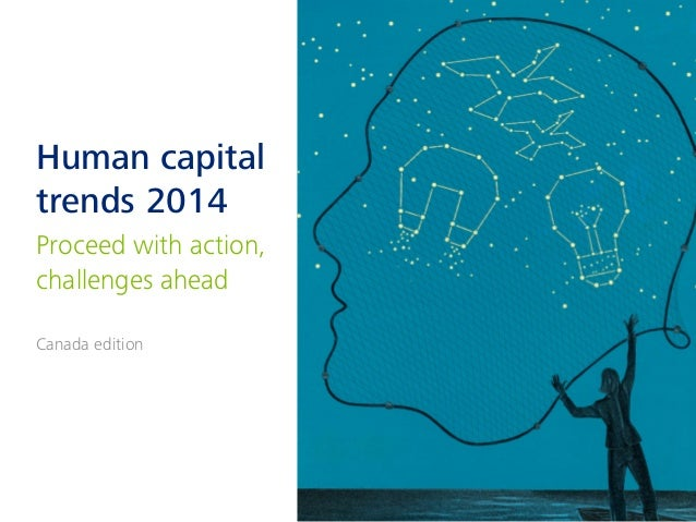 Human capital trends 2014 -- Canada edition