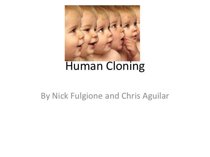 Human cloning (2)