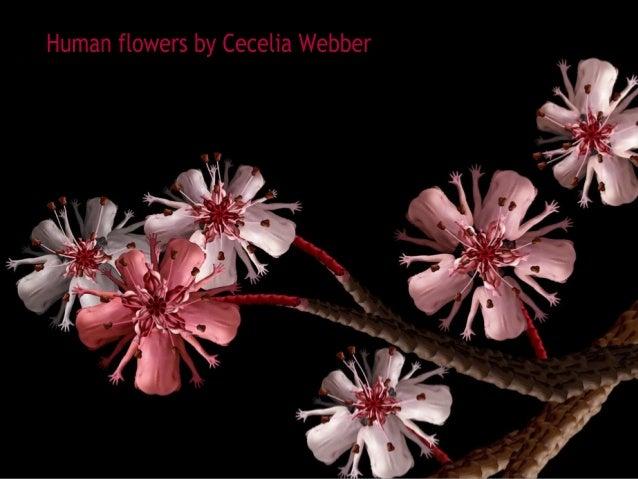 Human Flowers by Cecelia Webber