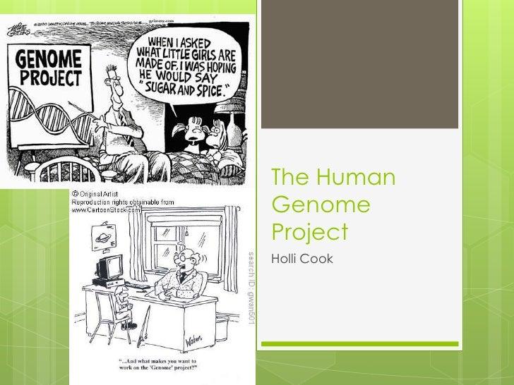 The HumanGenomeProjectHolli Cook
