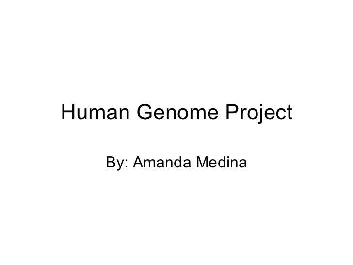 Human genome project[1]
