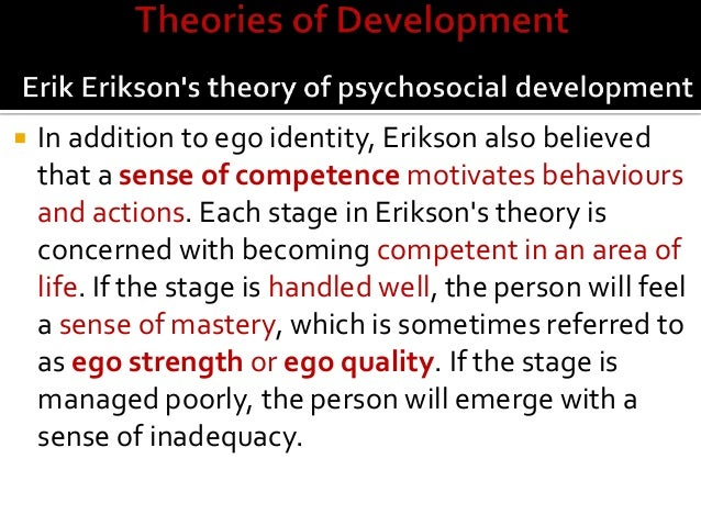 Interesting theories in psychology