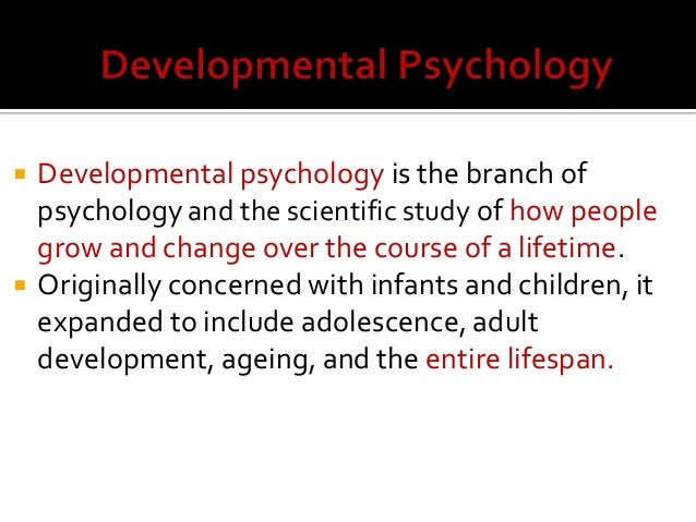 is developmental psychology science The graduate program in developmental psychology is structured so that students gain a broad understanding of development as well as expertise in a particular content area students have the considerable choice in selecting courses and shaping programs to meet their own scholarly agendas.