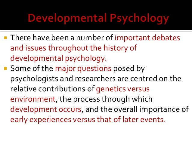 developmental psych core questions essay