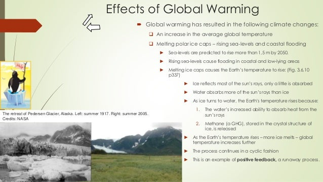 human impacts on global environmental change Global environmental health  health impacts of climate health  a report outlining the research needs on the human health effects of climate change .