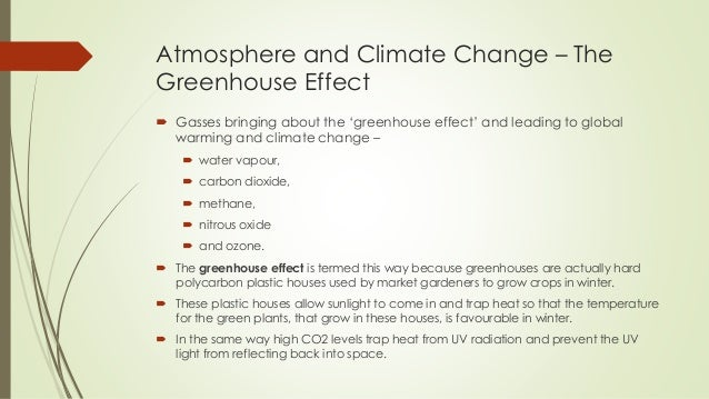 an event about global warming essay