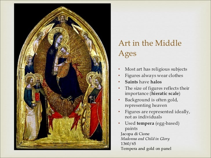How Did Art Change from the middle Ages to the Renaissance?