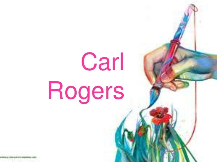 Carl Rogers <br />