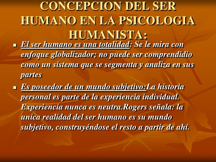 Humanismo psicologia for Que es divan en psicologia